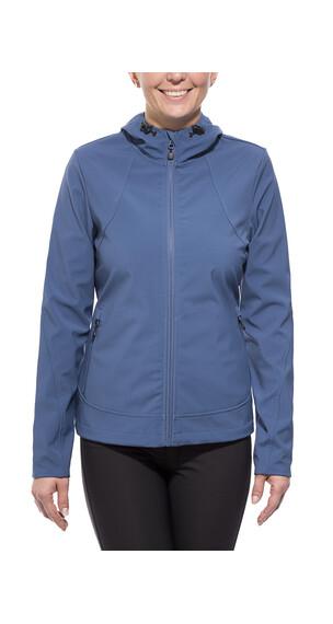 axant Alps Softshell Jacket Women ensign blue